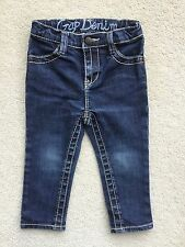 GAP Girls Skinny Jeans Age 18-24 Months