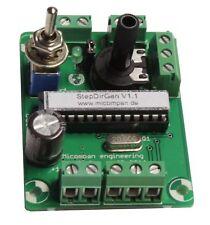 Handsteuerung / Einzelachssteuerung für Schrittmotoren an CNC Maschinen