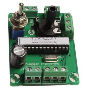 Bausatz Handsteuerung / Einzelachssteuerung für Schrittmotoren an CNC Maschinen