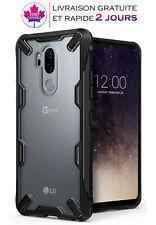 Coque,étui pour LG G7 Housse Robuste avec film protection en verretrempé integré
