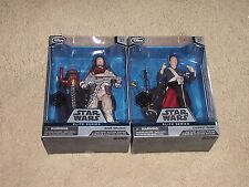 Star Wars Rogue One Disney Store Elite Series Chirrut Imwe & Baze Malbus figure