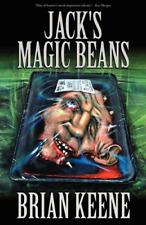 Jack's Magic Beans, Keene, Brian, Good Condition Book, ISBN 1936383454