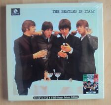 Beatles In ITALY   4 LP s+ 2 CD s + 1 DVD Box set Limited