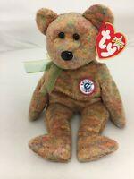 TY Beanie Baby - 2000 Speckles Bear - Mint w Mint Tag 14-069