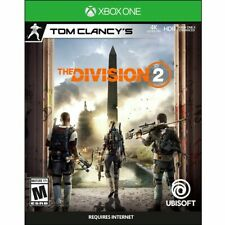 Tom Clancy's The Division 2 -- Standard Edition (Microsoft Xbox One, 2019)