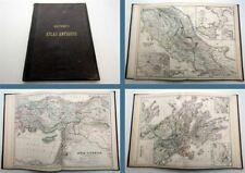 Kieperts Atlas Antiquus 12 Karten ca. 1880