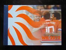 NED NVPH PP24 Persoonlijk Prestigeboekje WK 2010 Zuid-Afrika Nominaal € 3,96