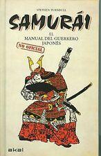 Samurai manual del guerrero japonés. ENVÍO URGENTE (ESPAÑA)