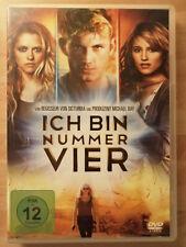 DVD Ich bin Nummer Vier - Timothy Olyphant, Teresa Palmer - Aus Sammlung