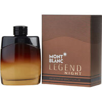 Mont Blanc Legend Night Edp Eau de Parfum Spray for Men 100ml NEU/OVP