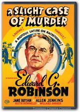 A Slight Case of Murder DVD New Edward G. Robinson, Jane Bryan, Allen Jenkins