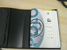 VW POLO HANDBOOK PACK OWNERS MANUAL 2001-2005  TWIN HEADLAMP MODEL