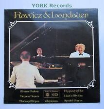 MFP 2137 - RAWICZ & LANDAUER - A Recital - Excellent Condition LP Record