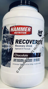 Hammer Nutrition Brand Liquidation - RECOVERITE Recovery FREE 2-Day Shipping*