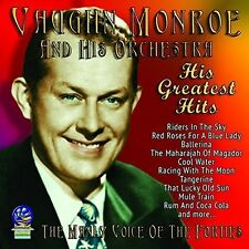 Vaughn Monroe And Hi - Manly Voice Of The Forties [New CD]