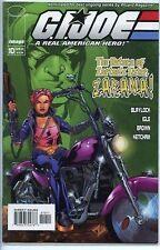 G.I. Joe 2001 series # 10 very fine comic book