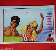 figurines prentjes cromos stickers picture cards figurine barbie 105 panini 1976