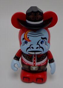 Disney Vinylmation Urban Redux 1 Cowboy Mickey Mouse Figurine