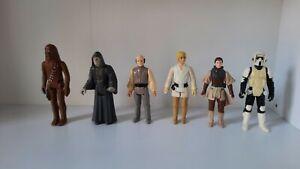 Kenner Star Wars Vintage Figuren Sammlung //