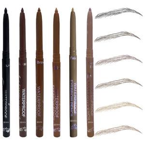 Waterproof Twist Up Eyebrow Pencil Brow Liner Definer Brow Definer Lilyz