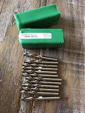 Precision Twist Drill 042301 | 12 Pack - A Cobalt 135° Screw Machine Drill