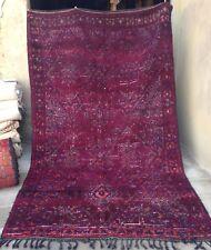 Vintage Moroccan Beni M'Guild tribal rug (#324)  350 x 200cm