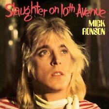 Mick Ronson - Slaughter On 10th Avenue (NEW CD)