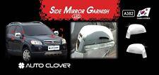 Chrome Side Mirror Cover Molding for Jun/2006 ~ 2016 Holden Captiva 7 (LED Type)