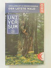 VHS Video Universum 3 Der letzte Wald Urwaldrelikt im Herzen Europas ORF