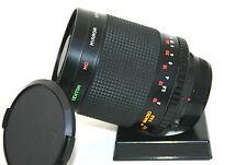 Centon multi rivestiti 1:9 f = 500mm Specchio reflex con obiettivo Olympus OM Adattatore