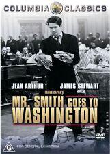 Mr Smith Goes To Washington (DVD, 2005)