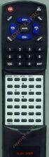 Replacement Remote for SYLVANIA 6842PF, 6842PFM