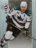 "2007-08 UPPER DECK ""THE CUP"" -  PATRICK MARLEAU BASE CARD    #96/249"
