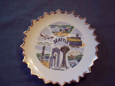 Seattle Washington Collector's Plate