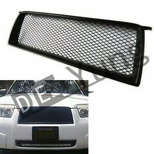 Badgeless Grille For Subaru Forester 2006 07 2008 Front Bumper Sport Mesh Grill