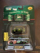 John Deere Racing #97 Racing Champions Celebrating 160 Years Die-Cast 1/64 1997