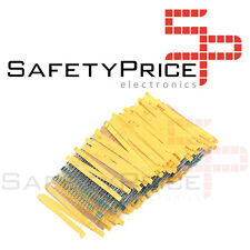 50x Resistors 4.7Kohm 4K7 1% 1/4w 0,25w wikipedia film