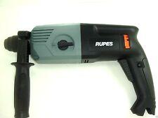 Rupes BH 252R Tassellatore scalpellatore elettropneumatico /TRAPANO- JOULE 2,5
