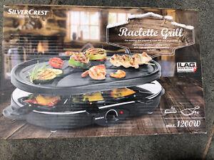 Slivercrest Raclette Grill