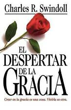 NEW El Despertar De La Gracia by Charles R. Swindoll