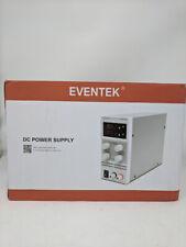 Dc Power Supply Adjustable 30v 510a Eventek Variable Switching Regulated Dig