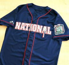 8f3b479c3b0 VINTAGE 1999 ALL STAR GAME NATIONAL LEAGUE MAJESTIC JERSEY SZ.L  THROWBACK