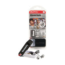 Alpine MusicSafe Pro Reusable Ear Plugs Hearing Protection SALE 20 LEFT FREE P&P