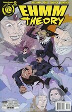 Ehmm Theory Everything In Small Doses #3 Comic Book 2014 Danger Zone