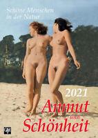 Anmut und Schönheit Kalender in Farbe 2021 - 14 Farbige Kalenderblätter