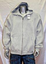Men's Solid Grey Carhartt Hoodie