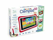 Tablet ed eBook reader rossi Clementoni Clempad