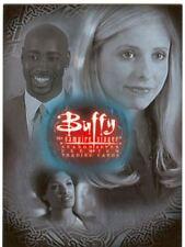 Buffy TVS Season 7 Promo Card B7-2