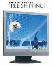 """ViewSonic VG910 S 19"""" LCD Monitor w/ internal speakers & cables - Free Shipping"""