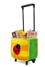 Kinder Caddy Einkaufswagen Trolley Kindertrolley Kaufladen Zubehör